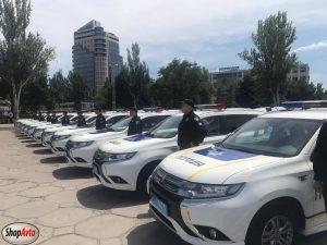 Нацполиция работает по всем областям Украины