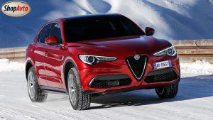 Продажа Alfa Romeo Stelvio Житомир