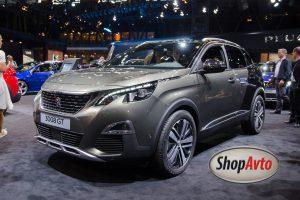 Продажа Peugeot 3008 Черкассы