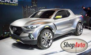 Продажа Hyundai Santa Cruz Крым
