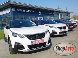 Выкуп Peugeot 3008 Херсон