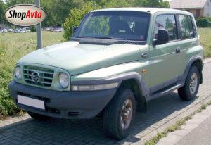 Выкуп новых Санг Йонг и скупка авто с большим пробегом!